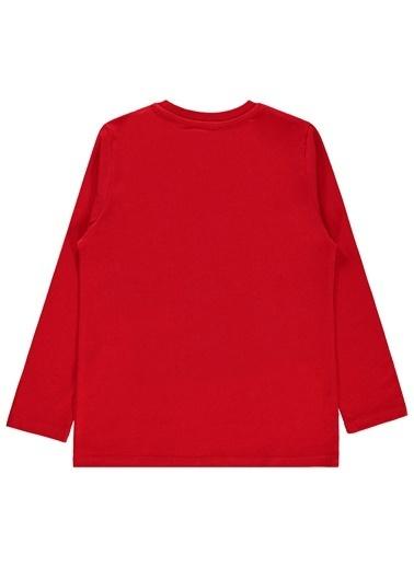 Superman Sweatshirt Kırmızı